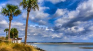 St. Simons Island In Georgia Was Named A Must-Visit Charming Small Town In The US