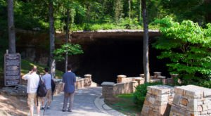 One Of Alabama's Most Incredible Natural Wonders, Cathedral Caverns, Holds 6 World Records