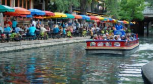 Stroll Down The San Antonio River Walk, A 15-Mile Waterfront Paradise In Texas