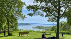 The Most Picnic Perfect Spot In Minnesota Can Be Found At Frontenac State Park