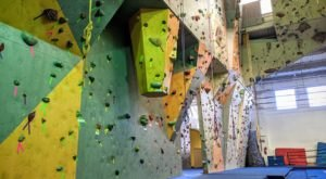 If You're Looking For A Challenge This Summer, Head To The Climbing Wall In Pittsburgh