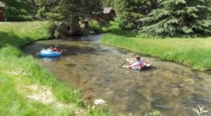 Take A Terrific Tubing Adventure At Wickiup Village, A South Dakota River Campground