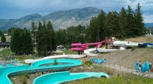 One Of Montana's Coolest Aqua Parks, Big Sky Will Make You Feel Like A Kid Again