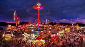 The 2020 West Virginia State Fair Cancellation Is The First Since World War II