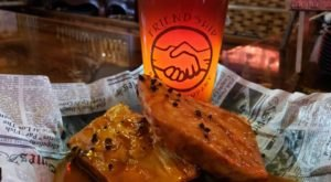 Kick Back And Relax With A Drink And A Delicious Meal At Friendship Brewing Company In Missouri