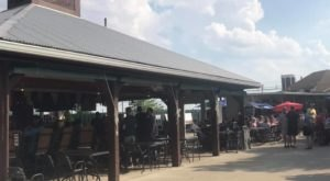With A Massive Patio And 2 Outdoor Bars, Benny's Pizza Pub & Patio Is An Awesome Summer Hangout In Ohio