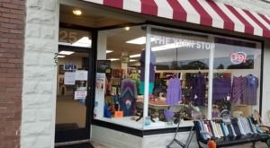 Kick Off Your Next Colorful Crafting Project With A Visit To The Yarn Stop In Michigan