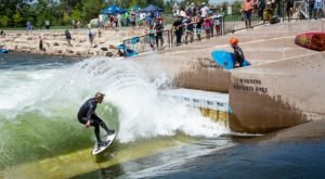 Get Your Surf On At One Of Idaho's Only Urban Whitewater Parks