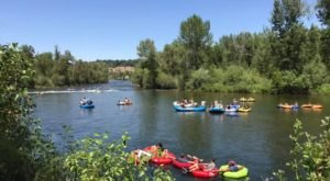 Boise River Floating In Idaho Is Officially Open And Here's What You Need To Know