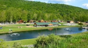 Unwind By A Shimmering Creek And Stay At The Cabins At Creekside Resort For A Relaxing Pennsylvania Retreat