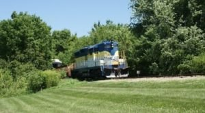Go For A Socially Distant Ride Through Missouri's Olde Towne Belton With Belton Grandview & Kansas City Railroad