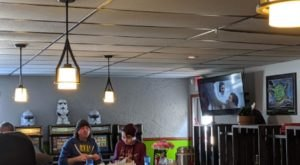 May The Force Be With You When You Visit Cheesesteak Rebellion, Wisconsin's Very Own Star Wars Themed Restaurant