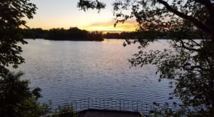 Get A Million Miles Away From It All At The Peaceful And Remote Island Lake State Recreation Area Near Detroit