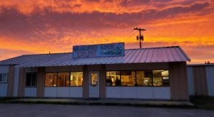 Treat Yourself To Old-Fashioned Diner Eats At Glacier's Edge Cafe In Montana