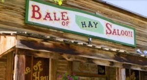 The Century-Old Bale Of Hay Saloon Is The Most Montana Bar Ever