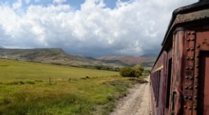 Go For A Socially Distant Ride Through Utah's Rural Landscape With Heber Valley Historic Railroad