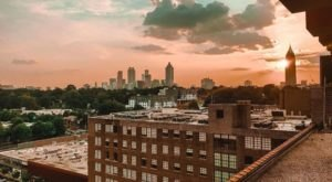 Ponce City Market In Georgia Is Showing Classic Movies Under The Stars This Summer