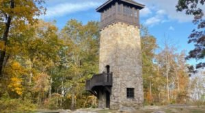 Follow This Scenic Loop To See One Of The Best Lookout Towers Across Georgia