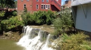5 Easy-Access Ohio Waterfalls That Are Perfect For A Summer Adventure