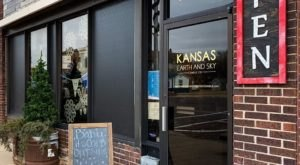 Find Candles That Smell Just Like Kansas At A Small Town Shop Named Kansas Earth & Sky