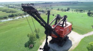 Meet Big Brutus, The Giant Electric Shovel In Kansas You'll Have To See To Believe