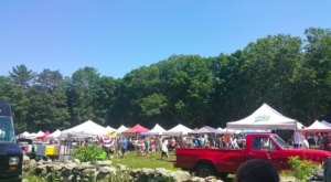 A Visit To The Drive-Thru Coventry Farmers Market In Connecticut Will Be Sure To Make Your Day