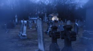 Union Cemetery Is One Of Connecticut's Spookiest Graveyards