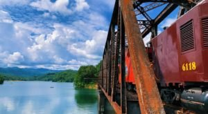 Go For A Socially Distant Ride Through The North Carolina Mountains With The Great Smoky Mountains Railroad