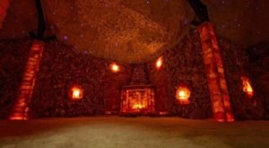 Kick Back & Relax Your Cares Away At Sol Himalayan Salt Cave & Spa In Georgia