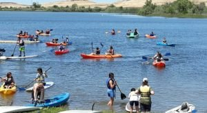 There's Always A Family Adventure To Be Had At Forebay Aquatic Center In Northern California