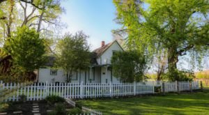 First Settled In The 1860s, This Historic Homestead In Idaho Is Beautifully Preserved And Open For Tours