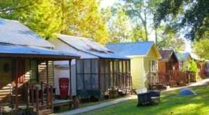 Stay In These Cozy Little Bayouside Cabins In Louisiana For Less Than $80 Per Night