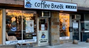 Catch A Coffee Break From The Local Favorite, Coffee Break Cafe, A Family-Owned Cafe In Massachusetts