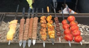 The Best Kebabs In Southern California Are Freshly Grilled At Tehran Market In An Unassuming Parking Lot