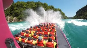 Cool Off This Summer Just Outside Of Buffalo With Whirlpool Jet Boat Tours Exciting Soaked Tour