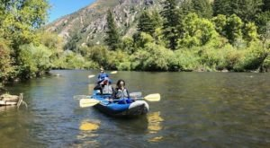 Just About Anyone Can Tackle Rafting At Provo River In Utah