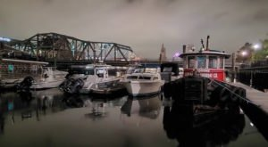 Rhode Islanders Can Sail On A Haunted Boat Ride Through The Providence River This Summer