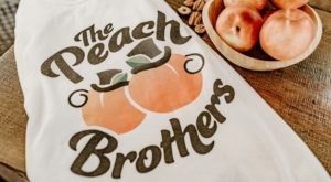 The Peach Brothers Are Bringing Fresh Peaches To New York And Here's Where To Get Some