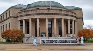 The Sandusky Merry-Go-Round Museum Is The Most Haunted Museum Near Cleveland