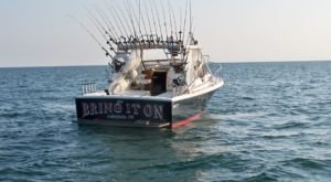 Lake Erie Fishing Charters Are The Perfect Summer Day Trip For Adventurous Clevelanders