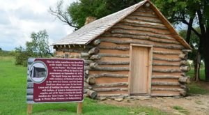 Learn The Fascinating History Behind Kansas' Beloved Little House On The Prairie Museum