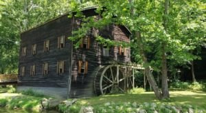 Road Trip From Cleveland To Mohican State Park To Check Out A Working 1830s Mill