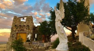Our Lady Of The Sierras Shrine Is A Pretty Place Of Worship In Arizona