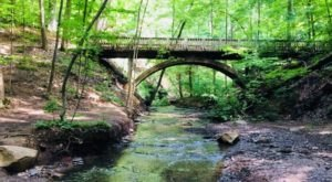 Clevelanders Think Highbanks Metro Park, With Its History And Hiking, Truly Has It All