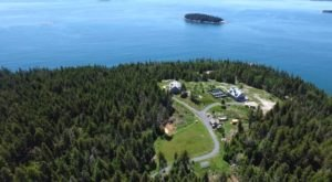 You Can Rent Your Own Private Island With Gorgeous Views At Spruce Island In Maine