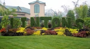 The Largest Garden Center In Indiana, Linton's Enchanted Gardens, Is Like A Nature Lover's Amusement Park