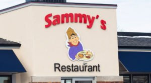 The Hearty Portion Sizes At Sammy's Pancake House In Illinois Could Satisfy Any Appetite
