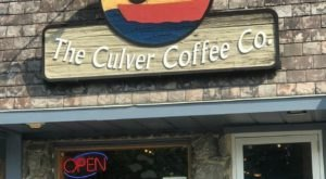 Everyone Remembers A Trip To Culver Coffee Company, A Rustic Lakeside Cafe In Indiana