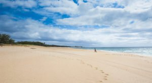 Find The Perfect Place To Sprawl Out On 3 Miles Of Sandy Beach At Papohaku Beach In Hawaii
