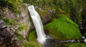 6 Easy-Access Oregon Waterfalls That Are Perfect For A Summer Adventure